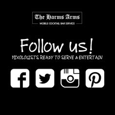 #follow #theharmsarms for all our fabulous updates!! #share #bookingsforalloccasions #mobilecocktailbar