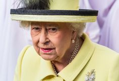 This is the secret code word for when The Queen dies