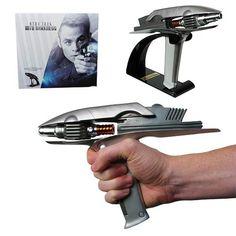Star Trek Into Darkness Phaser Prop Replica - Quantum Mechanix - Star Trek - Prop Replicas at Entertainment Earth