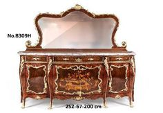 Louis XV Francois Linke style ormolu mounted buffet  Antique Furniture Reproductions  Antique Commode Reproductions  French style ormolu-mounted commode  Antique French style cabinet  Antique French style sideboard  Antique French style chest of drawers  Antique French style display / china cabinet  Antique French style buffet  Antique custom-made furniture reproductions  #Louis XIV commode # Louis XV commode and cabinet #Louis XVI commode # Vernis Martin Style Commode   www.antiquetaste.com