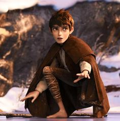 83 Best jackson overland images in 2019 | Disney ...Jack Frost Rise Of The Guardians Human