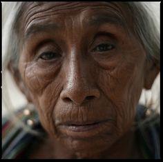 Old Mayan Woman by Jonathan Baker, via 500px