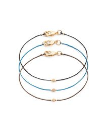 I just bought Silk Bracelet With Gold Dust Bead by StyleMint http://stylmnt.me/MFrvdy