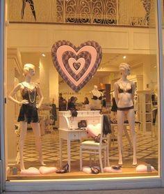 Valentine's day windows 2013 - Clothing, Underwear & Lingerie - Ispira.Blog