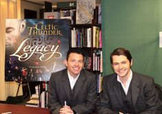 "@RyanKellyMusic: Great day running around NYC promoting the new ""Legacy"" release and meeting up with old friends… :-) @CelticThunder"