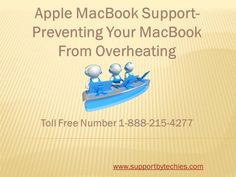 Apple Macbook Support- Preventing Your Macbook From Overheating