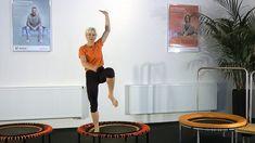 Übungsprogramm für Fitness und Koordination auf dem bellicon® Trampolin