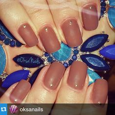 """#Repost @oksanails with @repostapp.