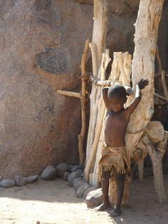 Living Museum, Damaraland, Namibia