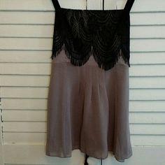 Unique top with lace, velvet, sequin, button detai Unique top with lace, velvet, sequin, button detail. Never worn! Azelhazel Tops Blouses