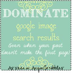 How to Dominate Google Image Search Results