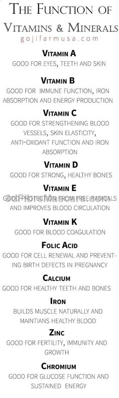 The Best Info On Vitamins And Minerals. People look at nutrition labels all the time. But, the reality is that many people don't know what vitamins and minerals they need, or the best way of gett
