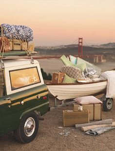 Things We Love: Serena and Lily - Design Chic Instalation Art, San Francisco, Sleeping Under The Stars, Pink Sky, Road Trippin, Fashion Branding, Pretty Pictures, Family Travel, Family Trips