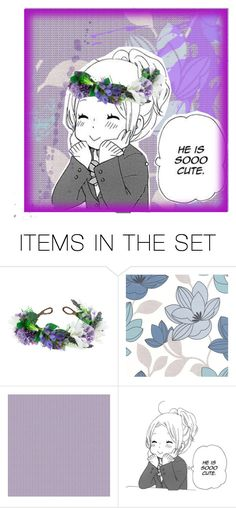 """He's so cute!"" by poycoy on Polyvore featuring art"