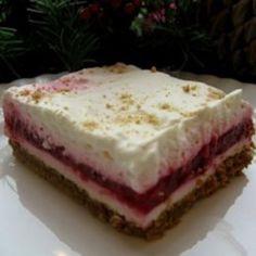 Layered Raspberry Dream - Allrecipes.com