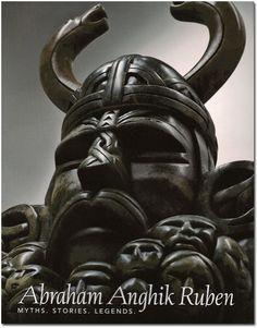 Myths, Stories, Legends by Abraham Anghik Ruben - Sculptures by Inuit Artist Abraham Anghik Ruben