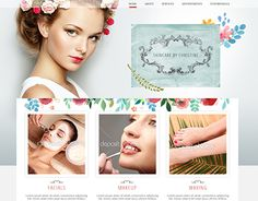 "Check out new work on my @Behance portfolio: ""Beauty and Makeup studio website"" http://be.net/gallery/31790787/Beauty-and-Makeup-studio-website"