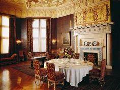 Breakfast Room, Biltmore Estate.