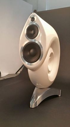 Mono and Stereo High-End Audio Magazine: Amati Engineering Passive speakers NEW
