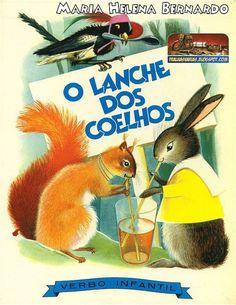 o lanche dos coelhos
