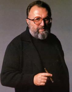 "Sergio Leone, 1929 – 1989. 60; film director, producer, screenwriter. Most associated with the ""Spaghetti Western"" genre."