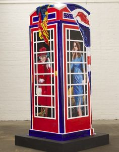 BT Artbox: Red telephone boxes with a twist - Telegraph