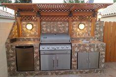 Realizare bucătărie de vară. Află cum pe BricoHub.ro