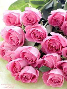 Lovely flowers for a lovely lady! XO Maureen 11/16/15