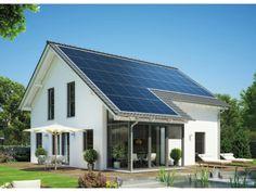 Variant 35-153 - #Einfamilienhaus von Hanse Haus GmbH Vertriebsbüro Dresden | HausXXL #Fertighaus #Energiesparhaus #Passivhaus #klassisch #Satteldach