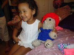Teddy Bear with cloths