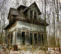 Where ghosts live