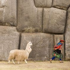 Sacsayhuaman - Perú