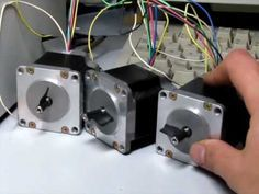 CNC Controller Home made - YouTube