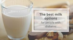 Recommended Milk for Diabetics Natural Supplements, Healthy Tips, Glass Of Milk, Diabetes, Good Things, Drinks, Food, Drinking, Beverages