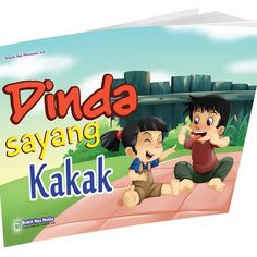 Buku Cerita Anak - Dinda sayang Kakak