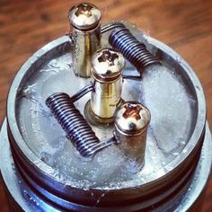 26g dual parallels another shot. 10 wraps @ .51ohms