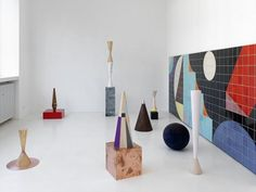 Claudia Wieser  Even in closed cabinets must be real things Installation view, Sies + Höke Galerie, Düsseldorf