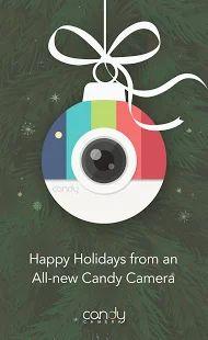 Candy Camera - Selfie Selfies – miniaturka zrzutu ekranu