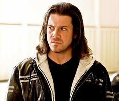 #ChristianKane and    screen cap from #Leverage .. I don't know whose