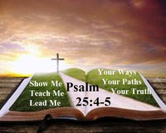 GOD Morning from Trinity, TX Today is Thursday April 15, 2021 Day 105 on the 2021 Journey Make It A Great Day, Everyday! Lord, Lead us to Your Heart! Today's Scripture: Psalm 25:4-5 (NKJV) Show me Your ways, O Lord; Teach me Your paths. Lead me in Your truth and teach me, For You are the God of my salvation; On You I wait all the day.