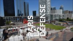 PARIS - La vie du quartier d'affaires à travers cette vidéo intégrant des centaines de prises de vues sur une durée de 6 mois. © Devisubox pour Defacto #timelapse #suividechantier