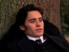 Jared Leto in the movie Basil. I watched this while pregnant with my son. One reason for his name. ;-)