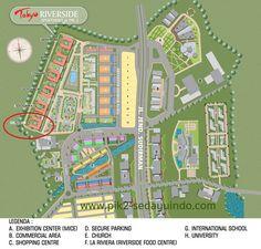 Master Plan Tokyo Riverside Apartemen PIK 2 Jakarta #tokyoriversidepik2