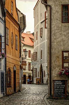 Cesky Krumlov, Czech republic by Lubomir Mihalik on 500px