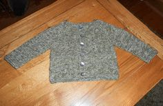Simple stylish knitting & crochet patterns from a popular independent designer. Baby Cardigan Knitting Pattern Free, Baby Boy Knitting Patterns, Knitted Baby Cardigan, Baby Patterns, Free Knitting, Layette Pattern, Baby Jackets, Knit Baby Dress, November 2015