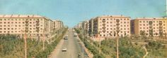 Вид на Павлово Поле с проспекта Ленина
