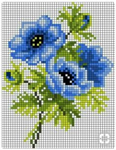 This Pin was discovered by Sem Simple Cross Stitch, Cross Stitch Cards, Cross Stitch Rose, Cross Stitch Flowers, Cross Stitching, Cross Stitch Embroidery, Embroidery Patterns, Cross Stitch Designs, Cross Stitch Patterns