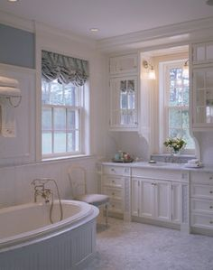 Weston Residence - traditional - bathroom - boston - by Catalano Architects