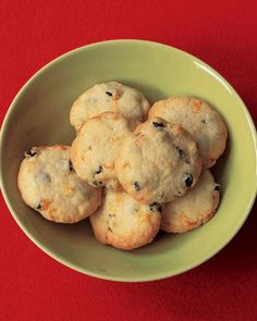 Lemon-Currant Cookies