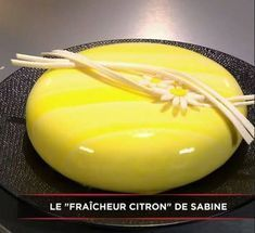 I present you the cake chosen by Cyril Lignac during the show of 23 . Gourmet Desserts, Fun Desserts, Dessert Recipes, Chefs, Birthday Sheet Cakes, Glaze For Cake, Best Cake Recipes, Crazy Cakes, Mousse Cake